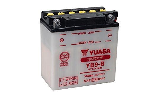 preisvergleich yuasa yb9 b powersports agm motorrad yumicron willbilliger. Black Bedroom Furniture Sets. Home Design Ideas
