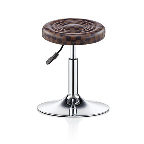 Bar Stuhl, Salon Swivel Hocker Lift Stuhl Restaurant Sitting Hocker Coffee Shop Beauty Hocker Schönheit Stuhl Mobile Store Business Counter Stuhl Computer Hocker 42-55cm 1 ()