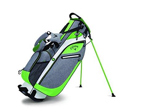 Callaway pour homme Hyper Lite 3sacs de club de golf Taille unique Grey/Green/White