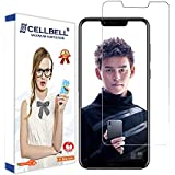 CELLBELL Tempered Glass Screen Protector with Installation Kit for Huawei Honor Play