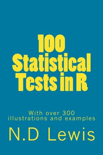 100 Statistical Tests: in R