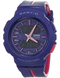 Casio Baby-g Analog-Digital Blue Dial Women's Watch - BGA-240L-2A1DR (B196)