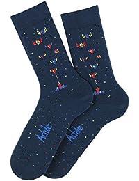 Mi-chaussettes Galaxie en coton