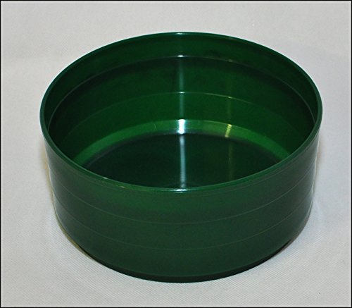 6 Bol Fantasy Vert Diamètre : 18 Cm