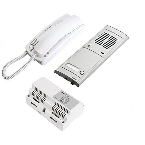 6209/k1 - elvox electric construction. 2-wire audio kit 6209 s / occ