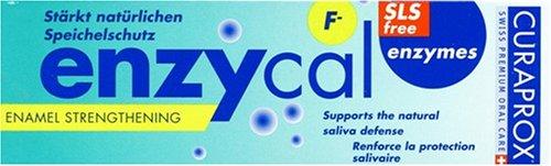 Curaprox Enzycal Zahnpasta 75ml SLS free