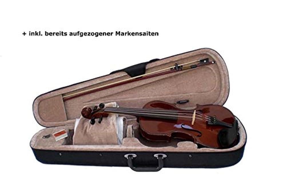 Sinfonie24 Viola/Bratsche für Kinder/Schüler aus Hamburger Geigenbau Manufaktur (Basic II), 3/4