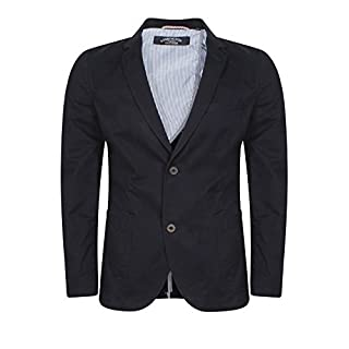 Kensington Andris Mens Suit Blazer - Navy- Medium