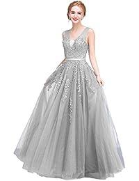 818d4edfb2e2d9 Suchergebnis auf Amazon.de für: tüll kleid - Silber / Kleider ...