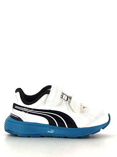 Puma Chaussures s Evolution V Kids - Bleu