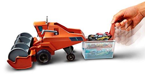 Mattel Disney DHF82 vehículo de Juguete - Vehículos de Juguete (Gris, Naranja, Interior, 4 año(s), Niño, Motor (de fricción) hacia Delante, 345 mm)