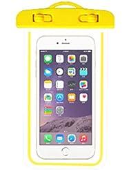 KUN PENG SHOP Transparent PVC écran tactile brillance sous-marine Rafting nightlight téléphone portable sac étanche A+