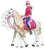 Mattel Barbie FRV36 - Traumpferd und Puppe, l...Vergleich