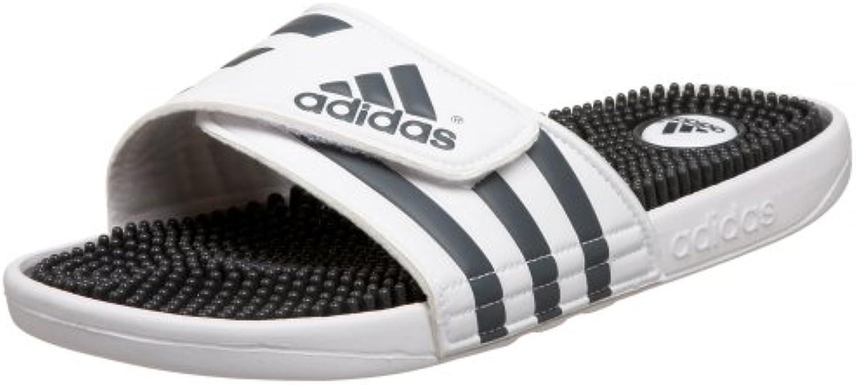 adidas originaux des hommes est adissage sandale, Blanc Blanc sandale,  / graphite / run blanc, 14 m ff174f