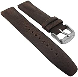 bracelet cuir montre timberland