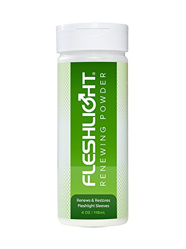 Fleshlight: Renewing Powder zur Sextoy-Pflege (118ml)