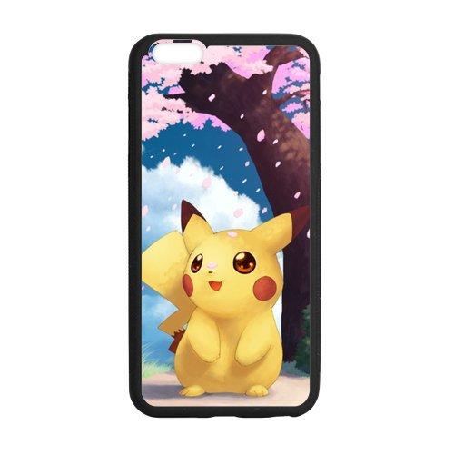 Pour Apple iPhone 6Plus 5.5pouces Coque Pokemon, protection Case Protective Cover Handytasche Accessoires pour Apple iPhone 6Plus 5.5Inch