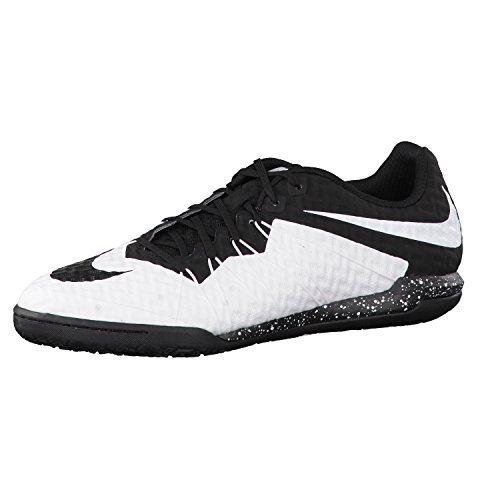 Nike Herren Hypervenomx Finale Ic Fußballschuhe Blanco (Blanco (White/Black-Black))
