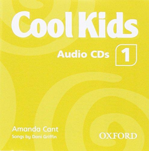 Cool Kids 1. Audio CD (1) par Varios Autores