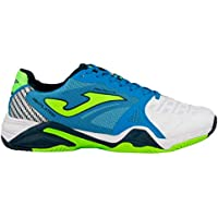 7ecdb1bfd845b Joma T prolas 702 Running T. Pro Roland All Court Shoes 702 bianco-royal