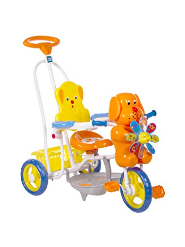 Mee Mee Tricycle (Yellow)