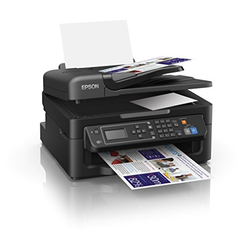 Epson WorkForce WF-2630WF Tintenstrahl-Multifunktionsdrucker - 2