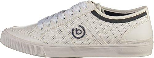 Bugatti 321493015900, Sneakers Basses Homme Blanc
