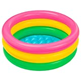 #4: Intex Baby Bath Tub, Multi Color (2 feet)