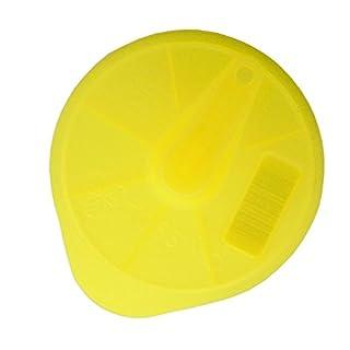 spares2go gelb Service Disc für Bosch Tassimo Kaffeemaschine
