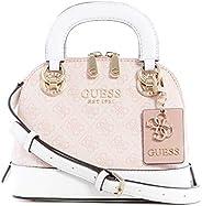 GUESS Womens Handbag, Blush - SG773705