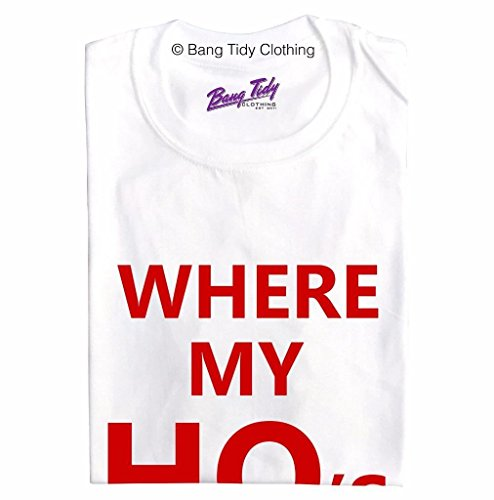 BANG TIDY CLOTHING Damen T-Shirt * Einheitsgröße Weiß