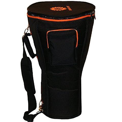 Djembé Art - fine drums - the original, Djembe Bag, Bag2M, medium - for African drums