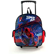 American Tourister New WonderBackpack Small Marvel Sac à dos enfants, 28 cm, 5.5 liters, (Spiderman Web)