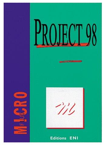 Project 98 par Catherine Guérois