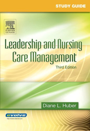 FREE-DOWNLOAD Study Guide for Leadership and Nursing Care