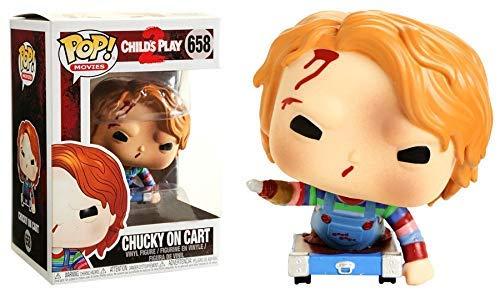 Chucky en Carrito