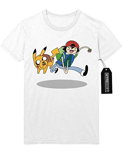 t-shirt-pokemon-go-adventure-time-mashup-finn-and-jake-hype-kanto-x-y-nintendo-blue-red-yellow-plus-