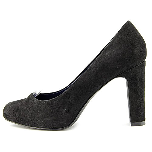 Tahari Dolly Daim Talons Black