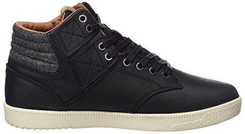 O'Neill Herren Raybay LX Leather High-Top Schwarz (Black (9900))
