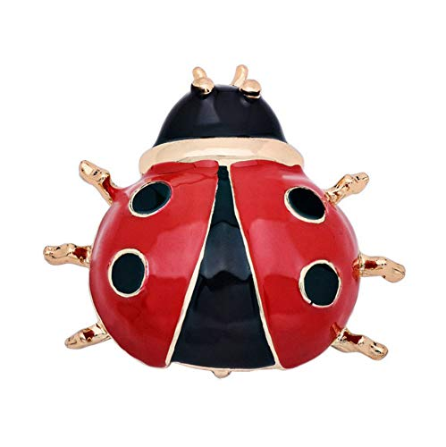 lswissa Broschenew Alloy Drip Brosche Hochwertige Käfer Brosche Kostüm Zubehör Männliche Und Weibliche Allgemeine Käfer Insekt Brosche (Filz Pinguin Kostüm)