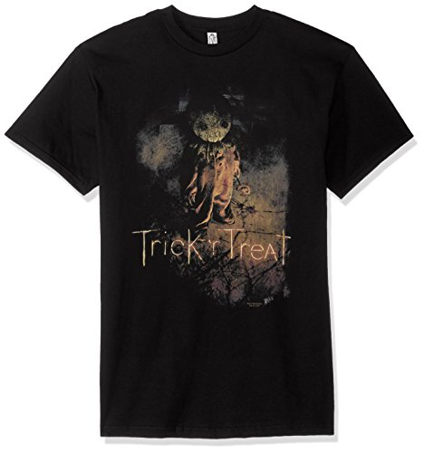 Trevco Men's Trick'r Treat Movie Poster T-Shirt