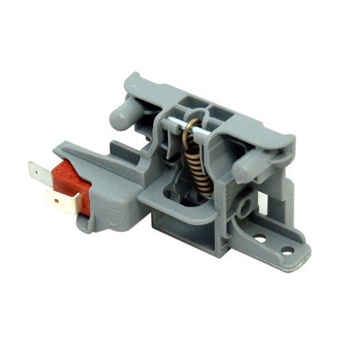 ECHTE INDESIT DI450UK DI6DI620UK Geschirrspüler Türverriegelung Schalter (Sprüharm Mutter)
