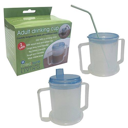 medisure-anti-splash-elderly-oap-durable-reuseable-wide-base-large-handles-300ml-adult-drinking-cup-