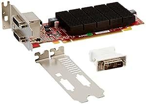 VisionTek ATI Radeon HD 5450 Carte graphique Mémoire DDR3 Mini-PC Connecteur DMS59 PCI Express x16 512 Mo