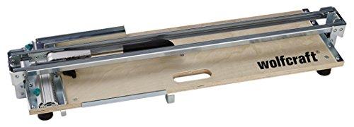 Wolfcraft 5553000TC 710PW Fliesenschneider, Schnitt max. 710mm, Dicke 3–14mm