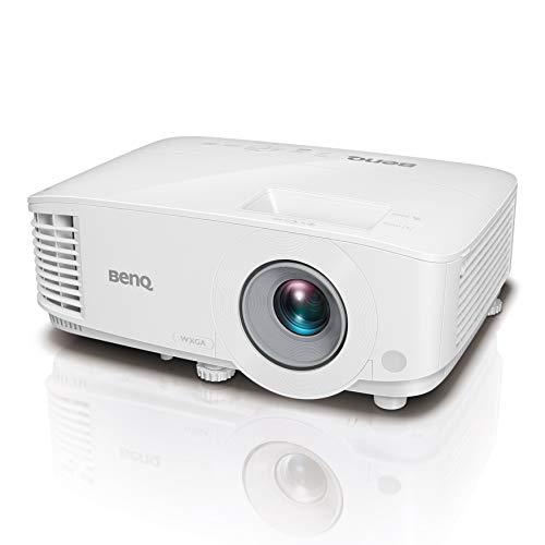 BenQ MW550 - Proyector DLP, WXGA, 3600 lumens, 2X HDMI, Contraste 20.000:1