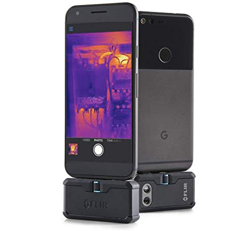 FLIR One Pro LT - Termográfica Kamera für Android mit 4800 Pixel Auflösung (Micro USB)