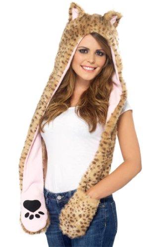 Générique Capuche de léopard avec Poche