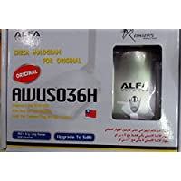 ألفا Awus036h USB محول شبكة لاسلكي W 5dbi هوائي للتطويل