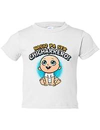 Camiseta niño nacido para ser Chicharrero Tenerife fútbol